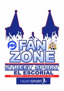 EL DÍA 11 SE CELEBRA EN EL ESCORIAL LA FAN ZONE STREET SPORT