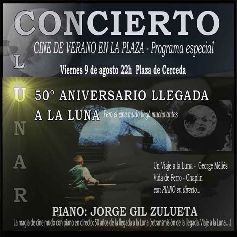 AGENDA CULTURAL Y DE OCIO 9-11 AGOSTO