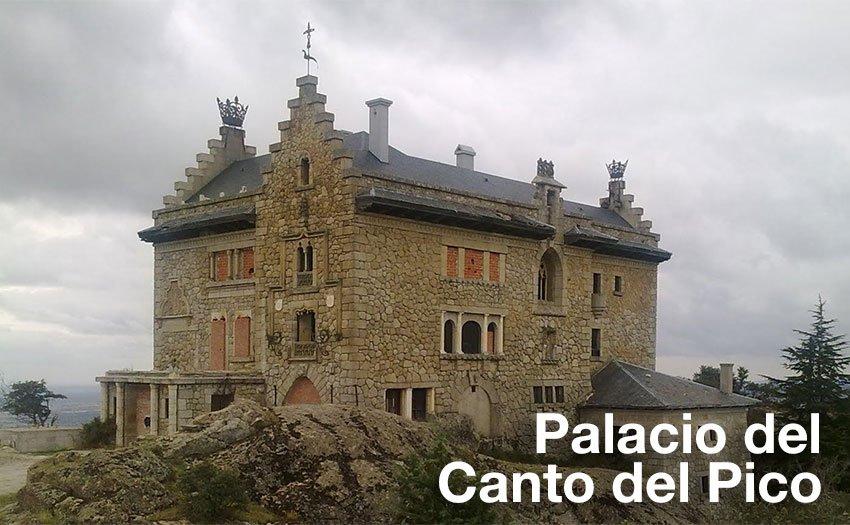 LOS PROPIETARIOS DEL PALACIO CANTO DEL PICO SON SANCIONADOS