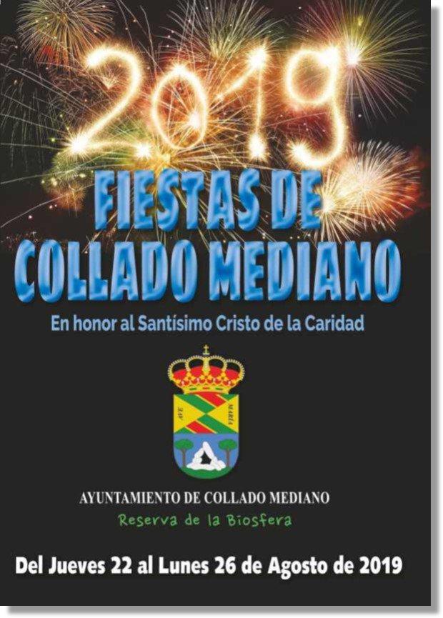 FIESTAS PATRONALES 2019 DE COLLADO MEDIANO