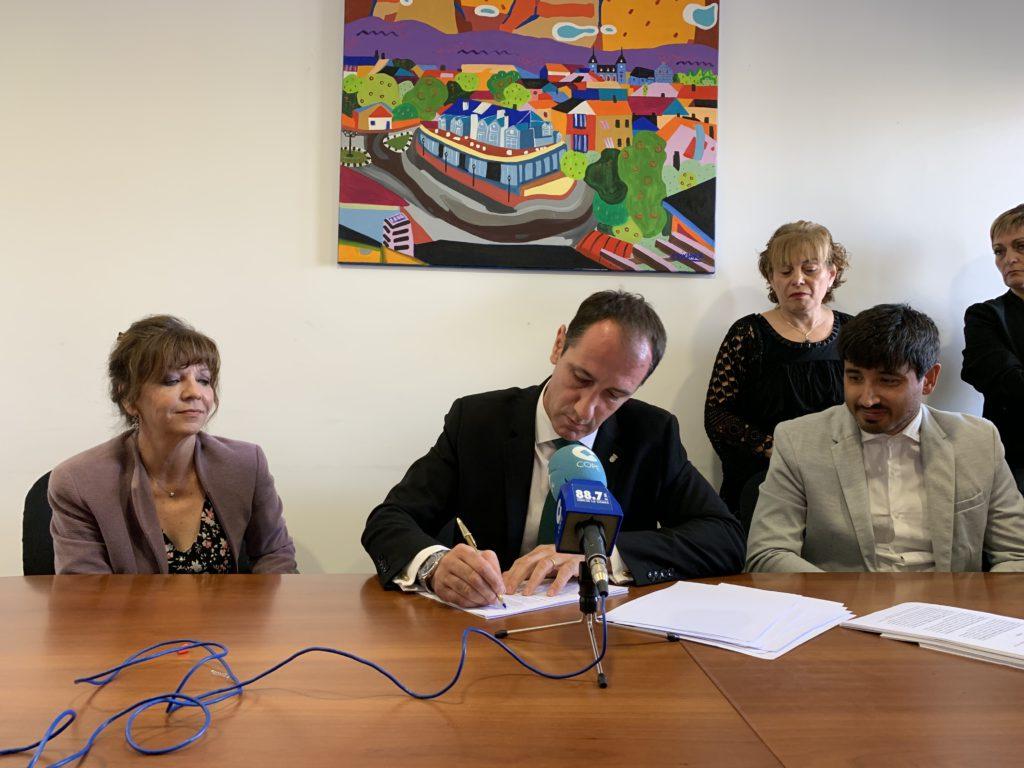 Una inversión de 4,5 millones de euros remodelará la Estación de Cercanías de Mataespesa