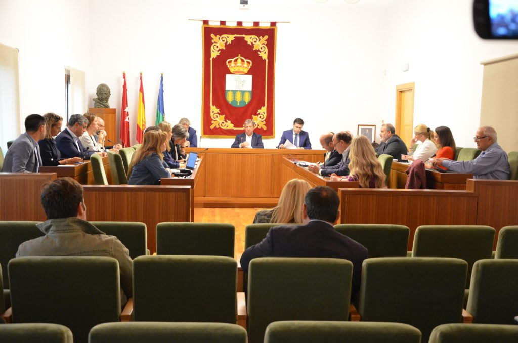 Aprobada  la Cuenta General del Ejercicio 2018 en Villanueva de la Cañada