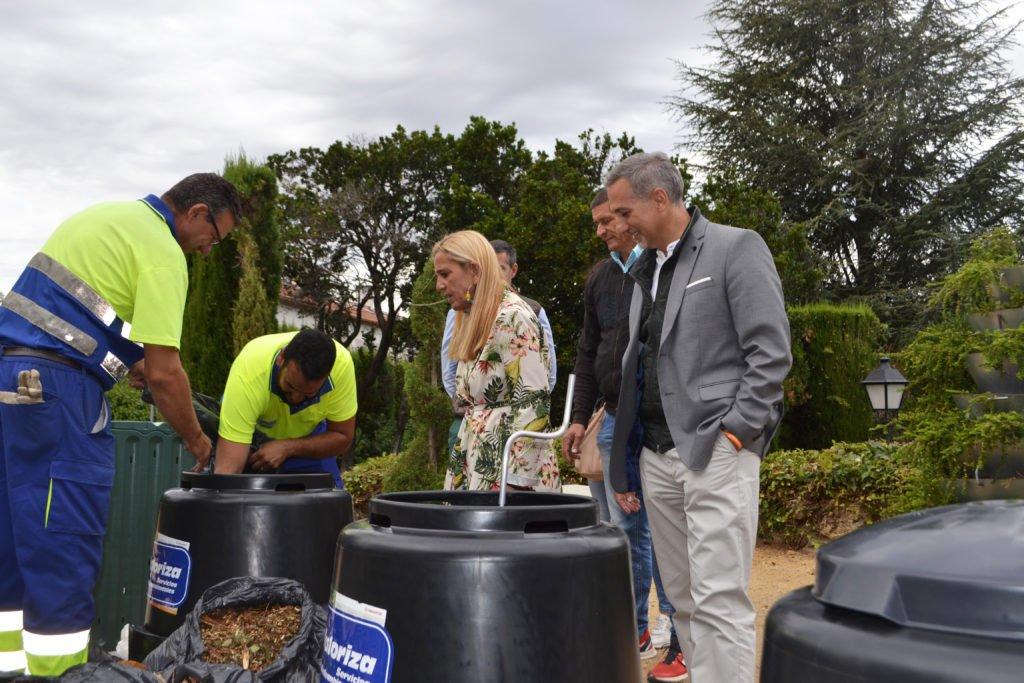 La moda de crear compost en casa llega a Collado Villalba