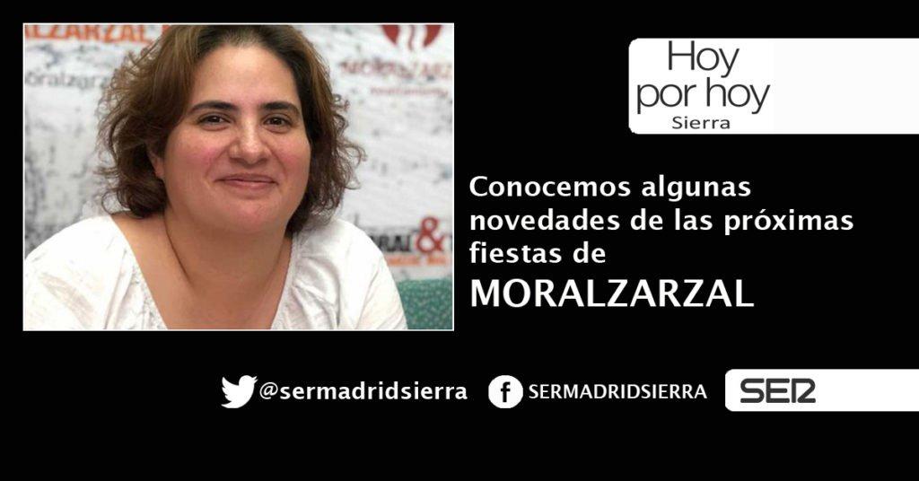 HOY POR HOY. CONOCEMOS ALGUNAS NOVEDADES DE LAS FIESTAS DE MORALZARZAL