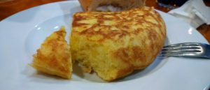 Once establecimientos de Guadarrama para ir a comer tortilla de patata