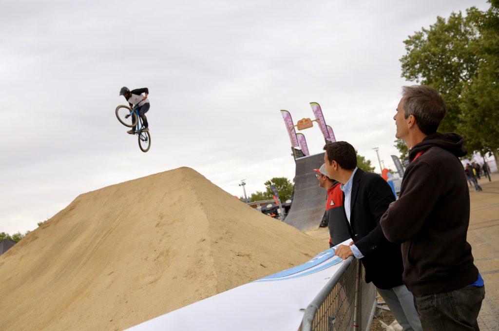 Las Rozas se convierte en la capital de la bicicleta este fin de semana con la celebración del Festibike