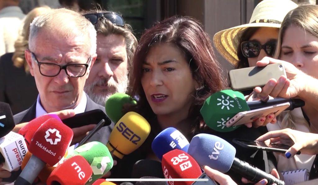Las cenizas de Blanca Fernández Ochoa  se esparcirán por Siete Picos