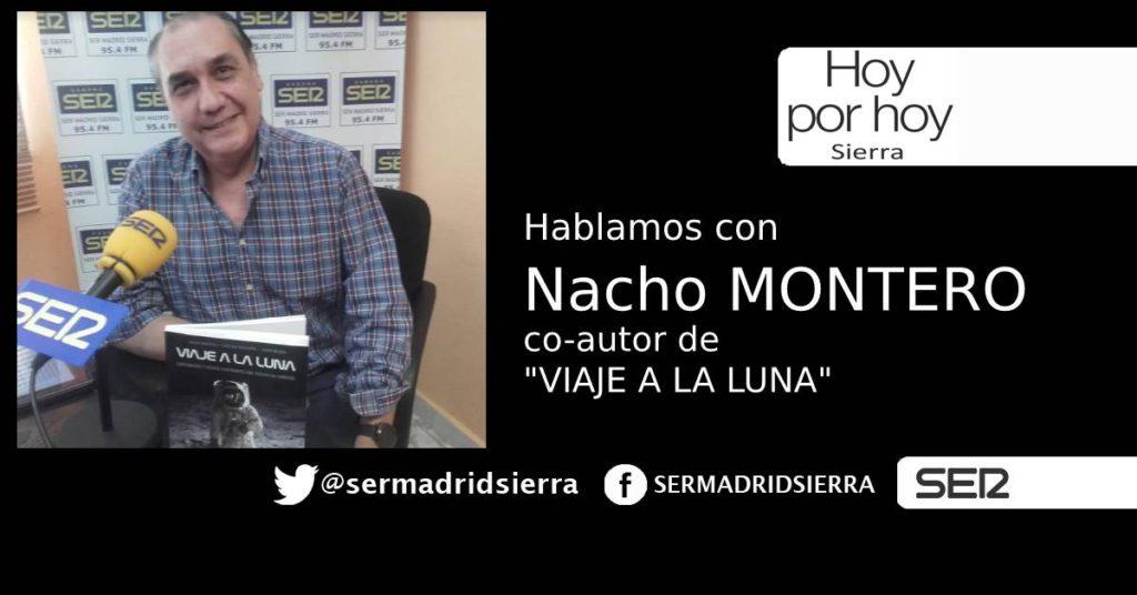 HOY POR HOY. HABLAMOS CON NACHO MONTERO, CO-AUTOR DE «VIAJE A LA LUNA»
