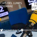 HOY POR HOY. Noticias del Lunes, 23 de Septiembre