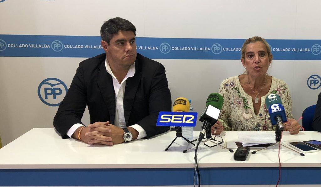 Comunicado del PP de Collado Villalba por la baja de su Secretario General