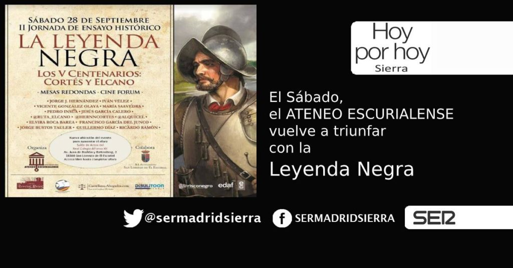 HOY POR HOY. Importante repaso a la Historia en San Lorenzo de El Escorial