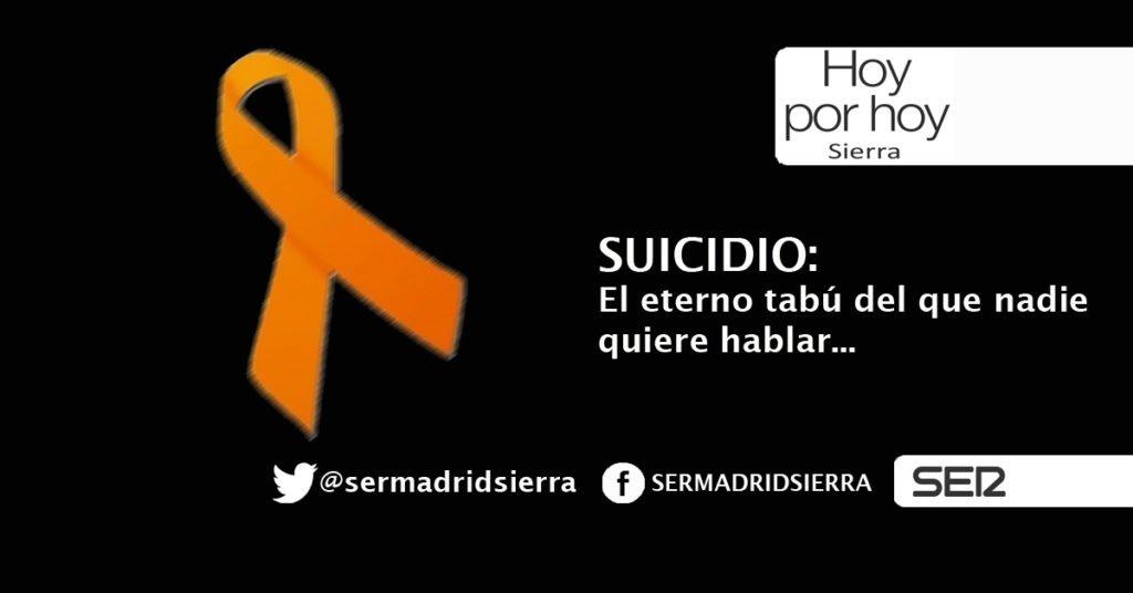 HOY POR HOY. SE CELEBRA EL DÍA PARA LA PREVENCIÓN DEL SUICIDIO