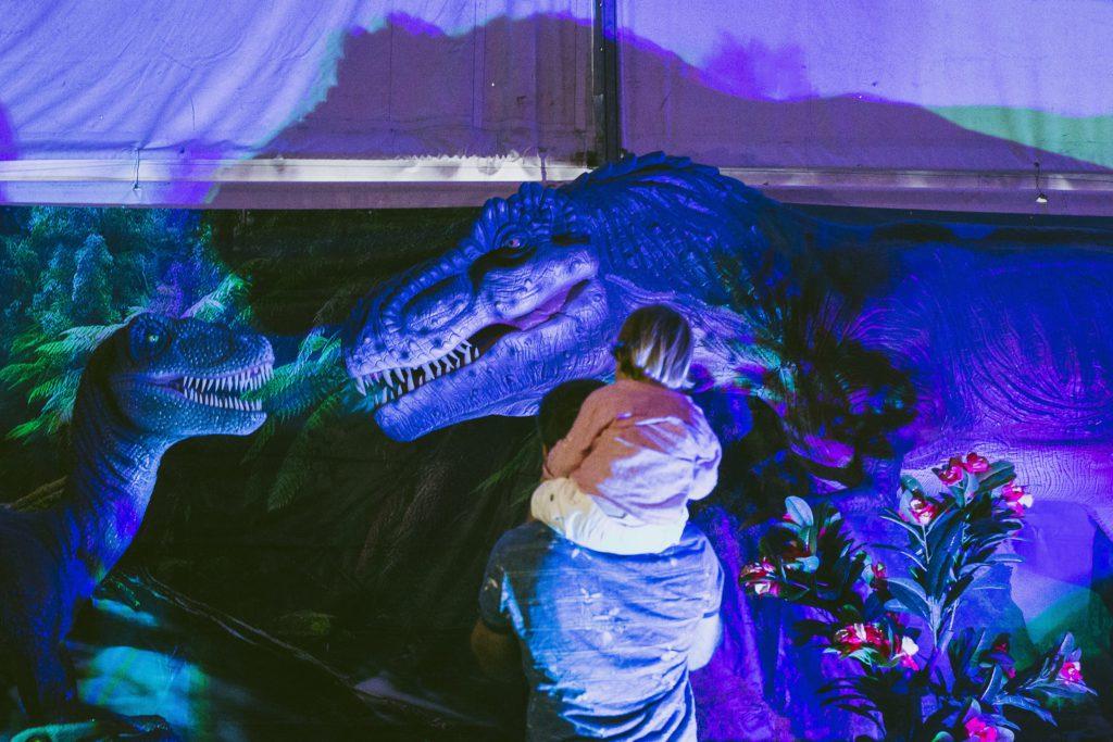 LLEGA A LAS ROZAS LA MAYOR EXPOSICIÓN ITINERANTE SOBRE DINOSAURIOS «DINOSAURS TOUR»