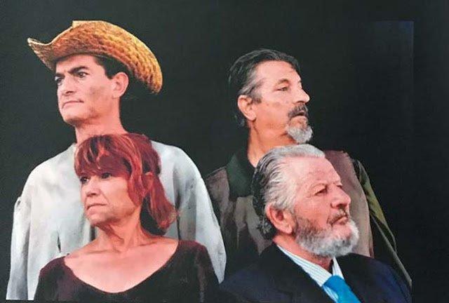 La Compañía del Gags presenta en Becerril de la Sierra la obra «Esclavos»