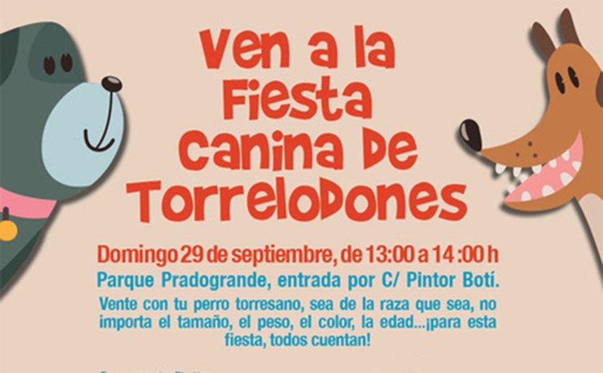 Jornada Canina este domingo en Torrelodones