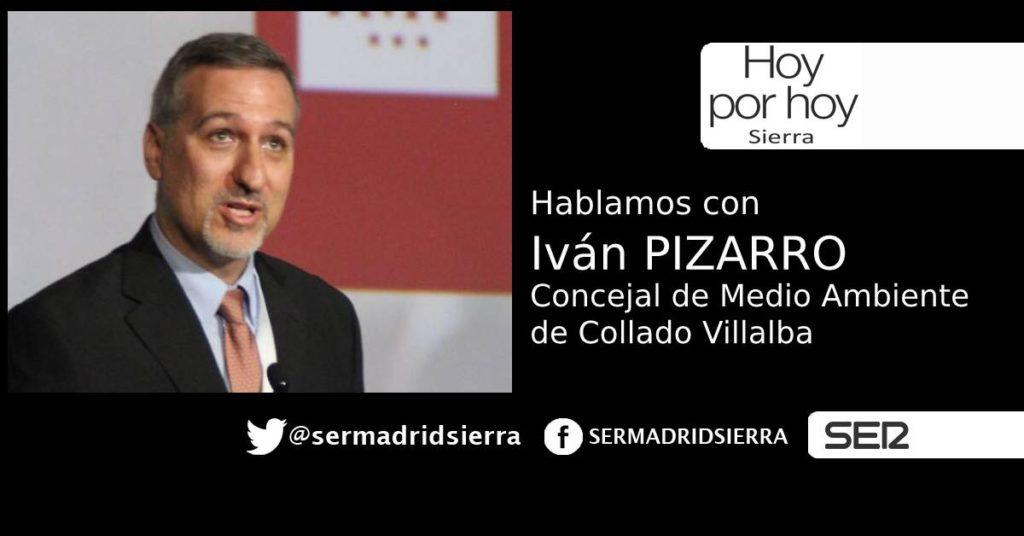 HOY POR HOY. Entrevista a Iván Pizarro
