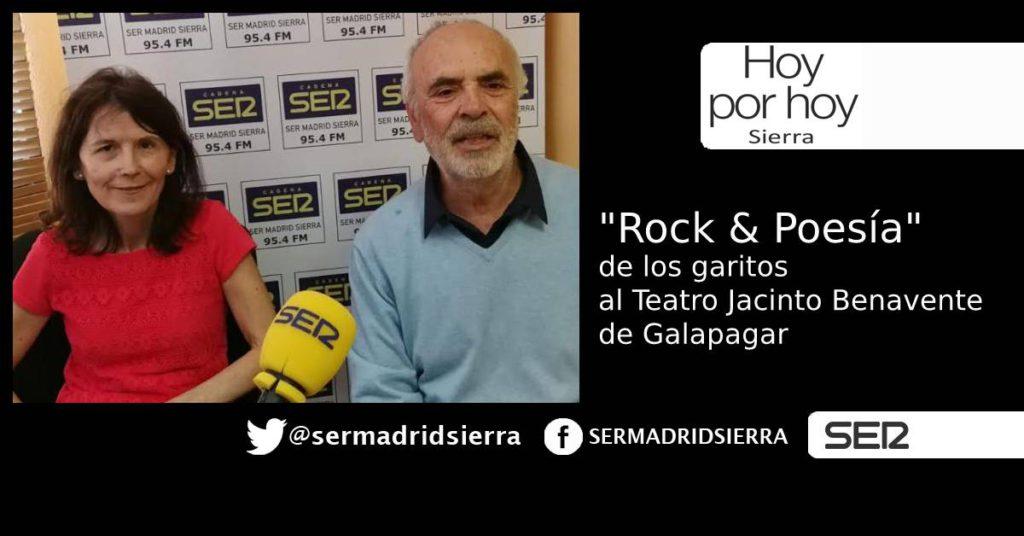 HOY POR HOY. Rock y Poesía: de los garitos al Jacinto Benavente