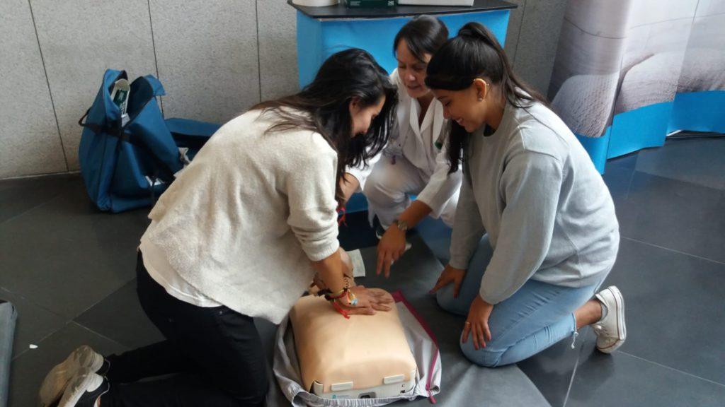 Cuidar el corazón, la mejor receta del Hospital General de Villalba para vivir más y mejor
