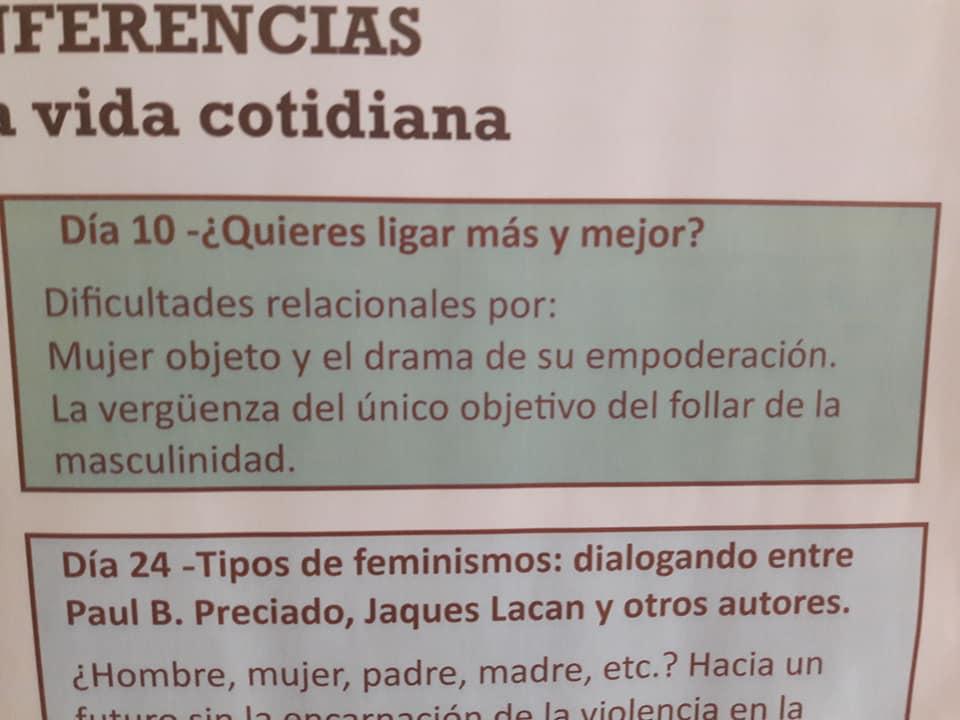 El Ayuntamiento de Collado Villalba dio luz verde a unas charlas sexistas en la Biblioteca Miguel Hernández