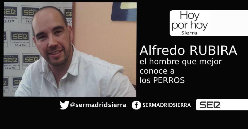 HOY POR HOY. Recibimos a Alfredo Rubira, el hombre que mejor conoce a los Perros…