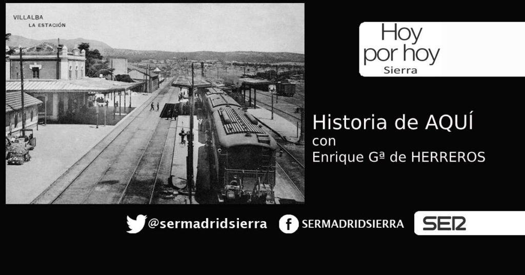 HOY POR HOY. Historia de Aquí.