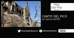 HOY POR HOY. El futuro del Canto del Pico: será un Hotel