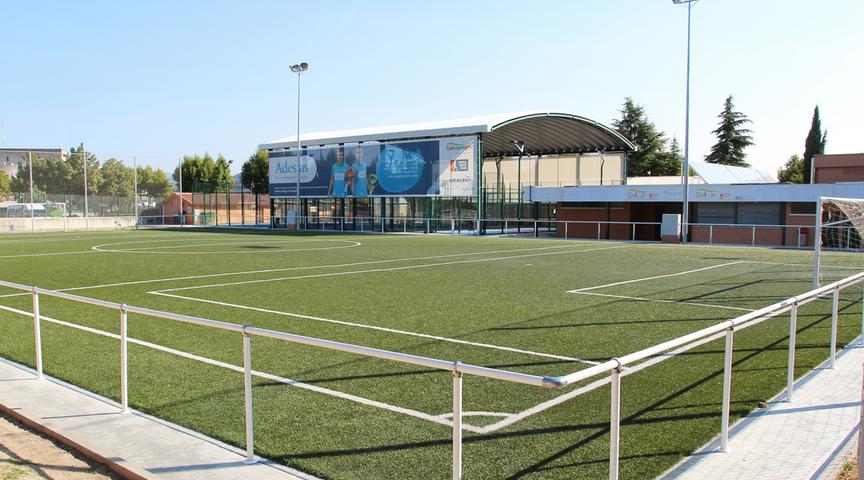 Galapagar, nueva sede federativa de la categoría benjamín de la Real Federación de Fútbol de Madrid