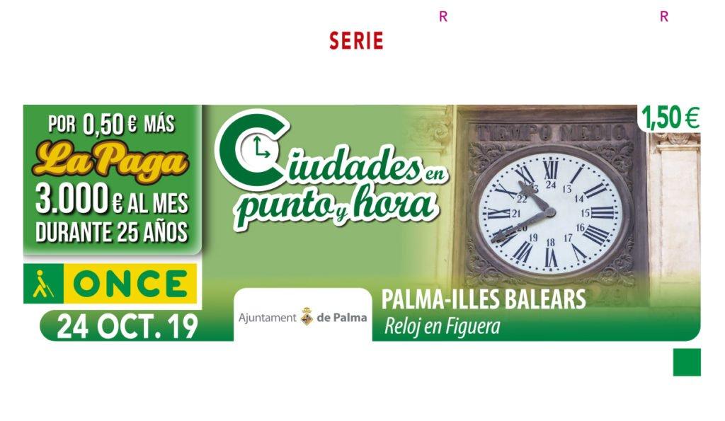 El Cupón Diario de la ONCE reparte 560.000 euros entre Collado Villalba, Torrejón de Ardoz y Fuenlabrada