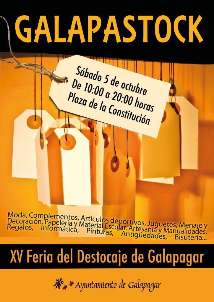 XV Feria del Destocaje en Galapagar