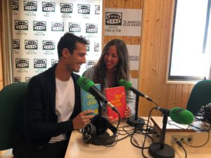MÁS DE UNO SIERRA – Entrevista al escritor Pablo Arribas y Tertulia con Marisa y Pilar