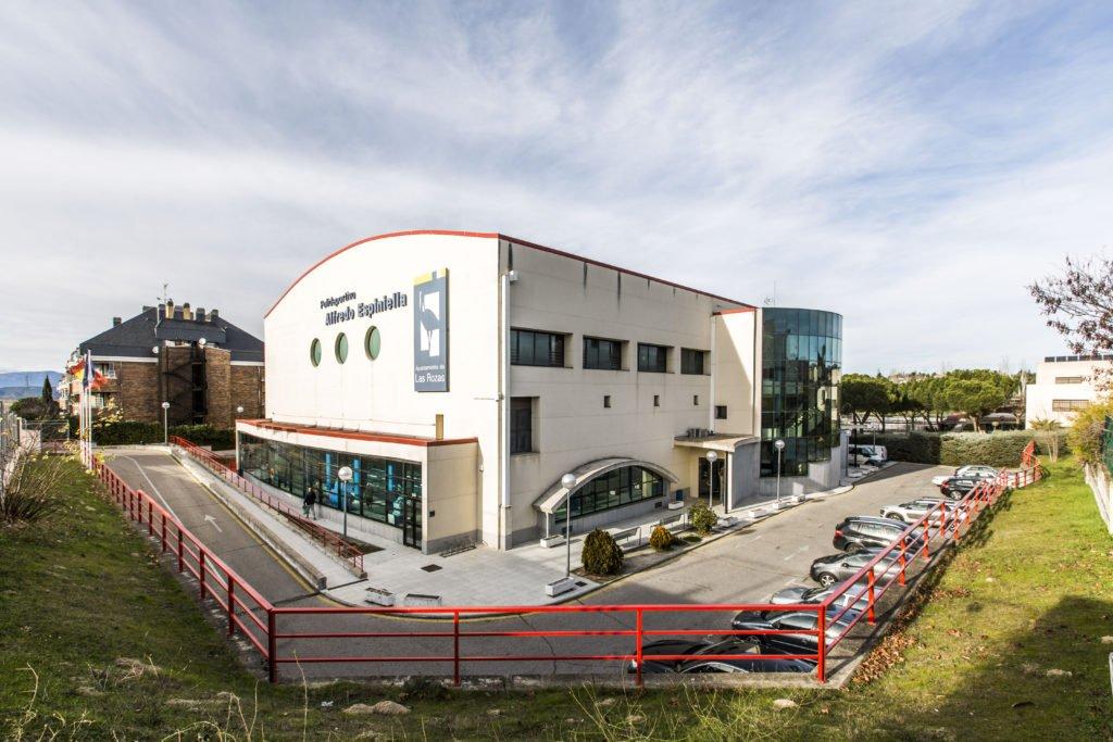 61.000 euros de inversión en un nuevo ascensor para el polideportivo Alfredo Espiniella de Las Rozas