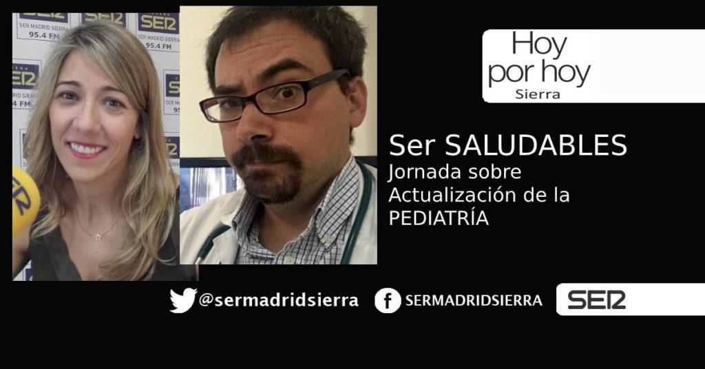 HOY POR HOY. Ser Saludables, con Roi Piñeiro y María de la Parte