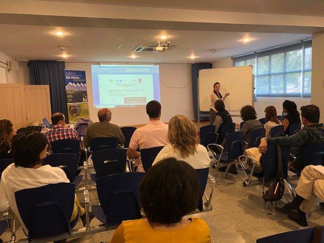 """Adesgam y la Comunidad de Madrid fomentan la competitividad turística del destino Sierra de Guadarrama mediante talleres de   """"Reputación turística online"""""""