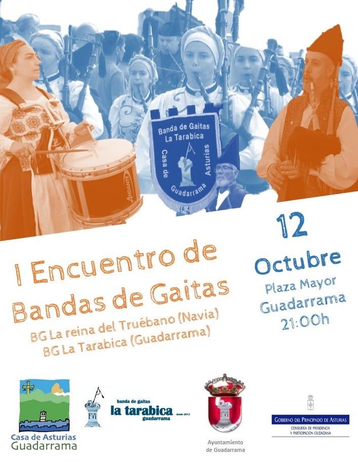 Guadararma celebra el I Encuentro de Gaitas