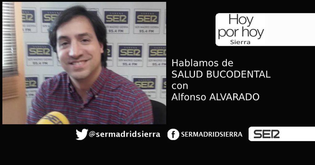 HOY POR HOY. Hablamos de Salud Bucodental con Alfonso Alvarado