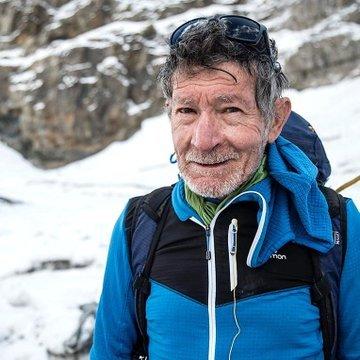 El fuerte viento impide a Carlos Soria el ascenso final al Dhaulagiri