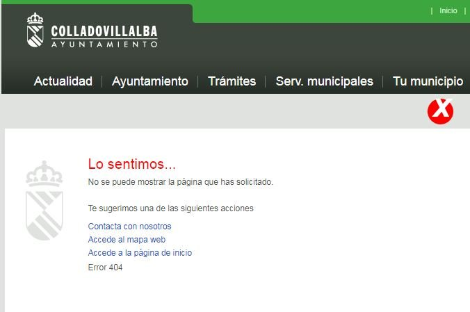 Transparencia: Asignatura pendiente de algunos Ayuntamientos serranos