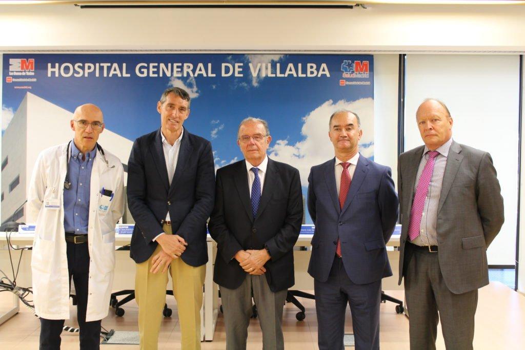 El Hospital General de Villalba inicia su etapa universitaria con el primer Curso Académico del Grado en Medicina y Cirugía de la Universidad Alfonso X El Sabio