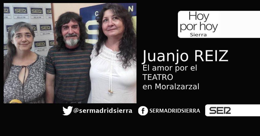 HOY POR HOY. Juanjo Reiz: el amor por el Teatro
