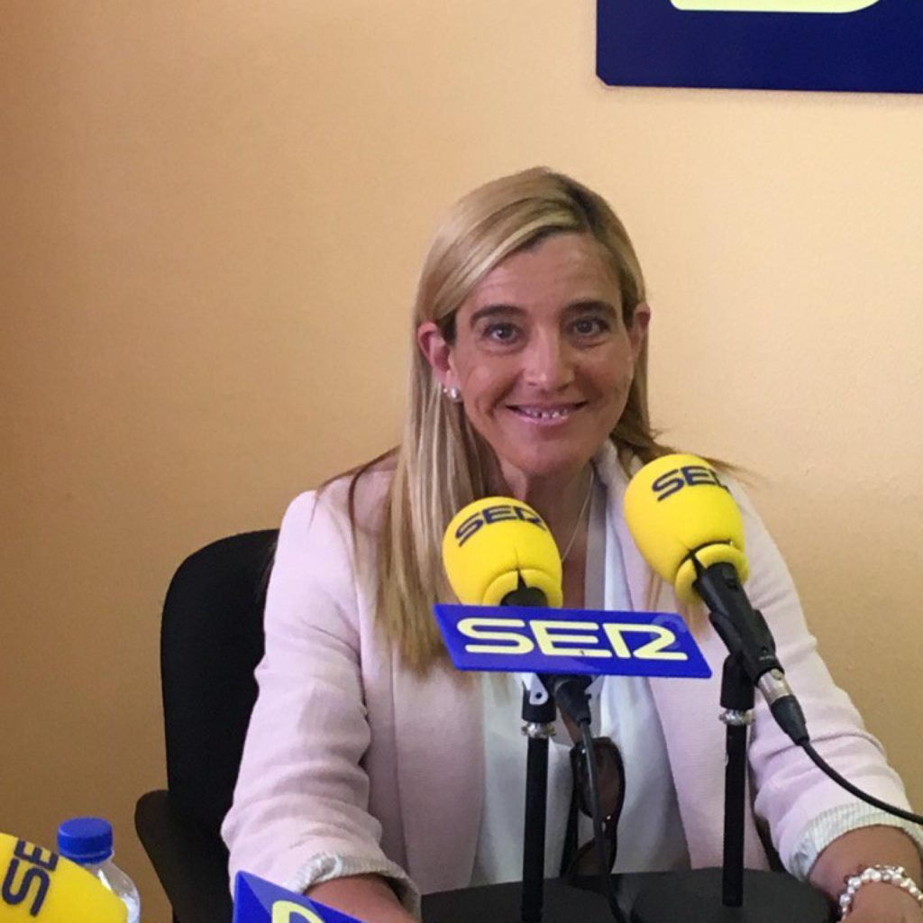 Mariola Vargas, en la lista del Partido Popular a las Elecciones del 10-N
