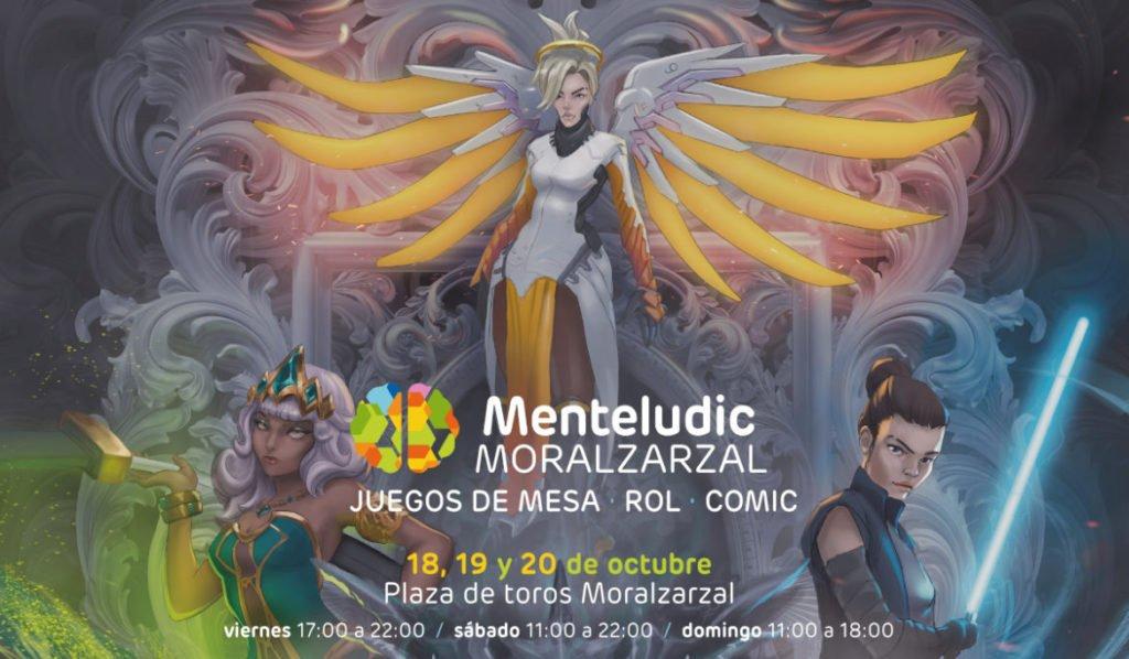 Moralzarzal tendrá su Feria del Cómic del 18 al 20 de Octubre