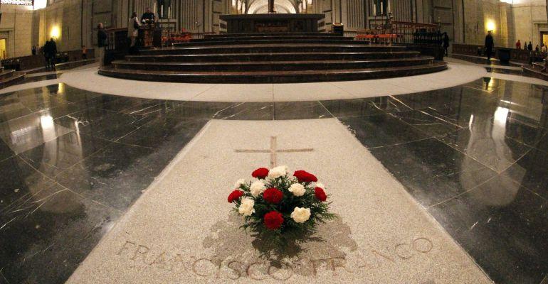 Cierra el Valle de los Caídos para preparar la exhumación de los restos de Franco