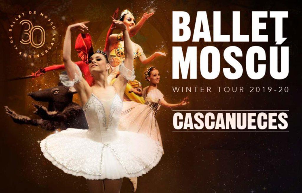 El Ballet de Moscú vuelve a Moralzarzal con «El Cascanueces»