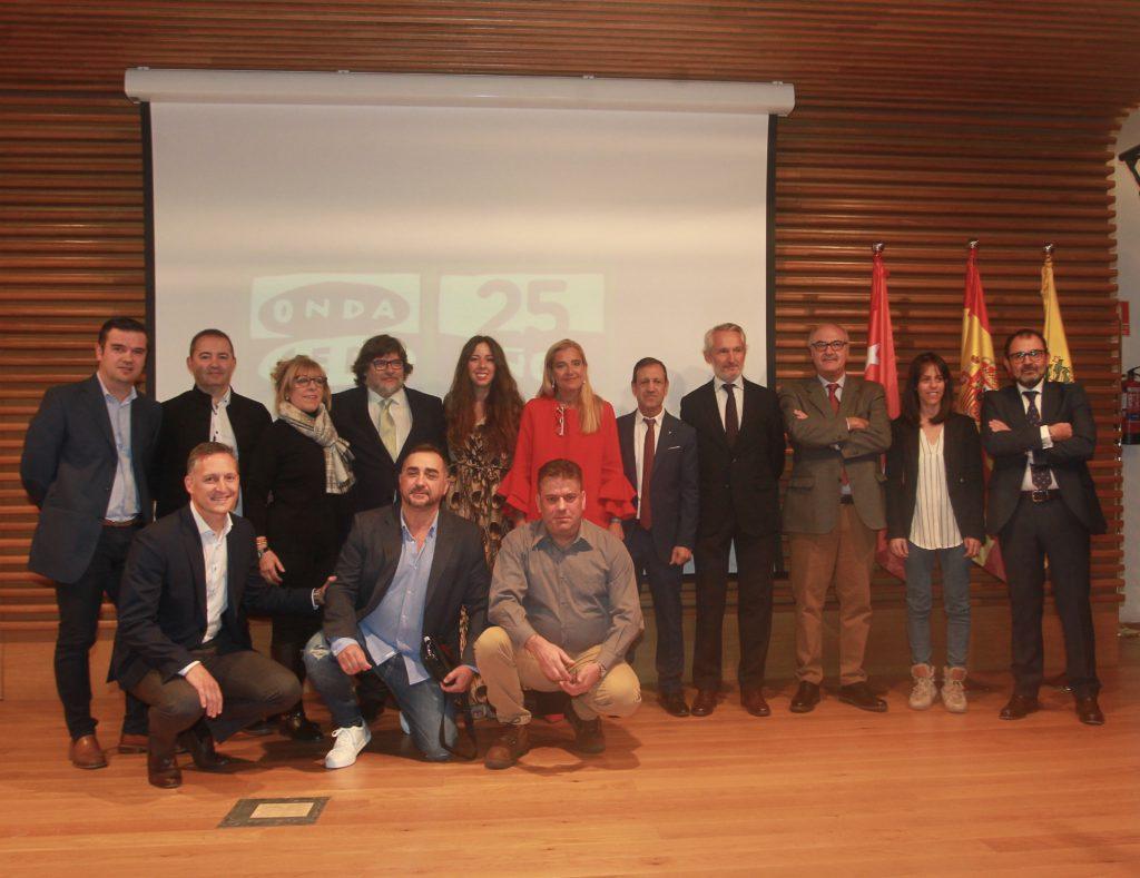 Éxito en el 25ª ANIVERSARIO de Onda Cero Sierra