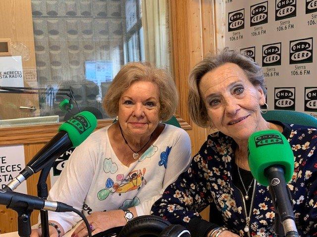 MÁS DE UNO SIERRA – Tertulia con Marisa y Pilar y Deportes