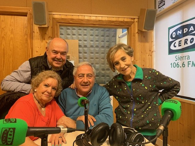 MÁS DE UNO SIERRA – Tertulia sobre temas de actualidad de Collado Villalba, Deportes y Contraoportada