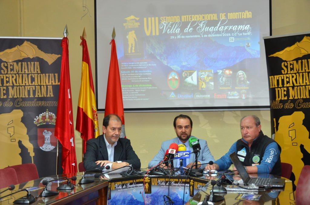 Guadarrama organiza su séptima edición de la Semana Internacional de Montaña