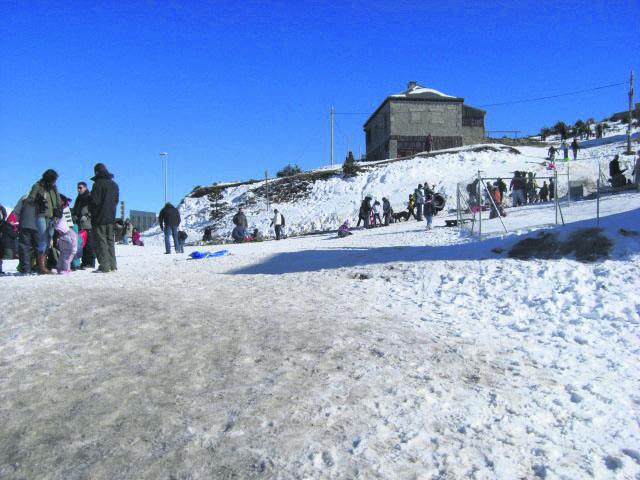Navacerrada inicia hoy la temporada con la apertura de las pistas de la parte baja