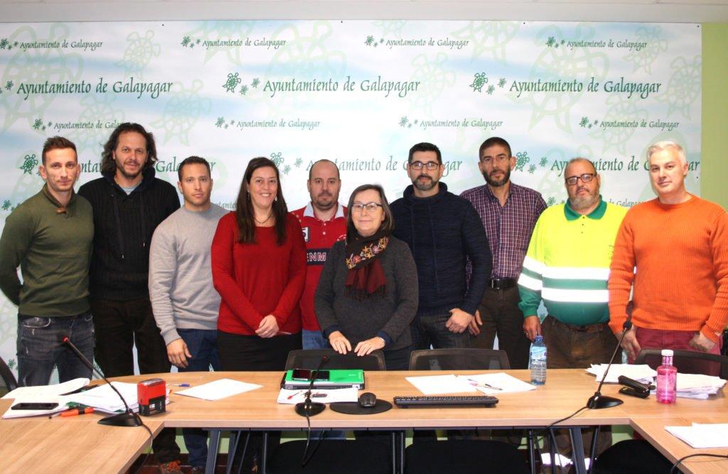 El equipo de gobierno de Galapagar acuerda la jornada laboral de 35 horas para los empleados públicos