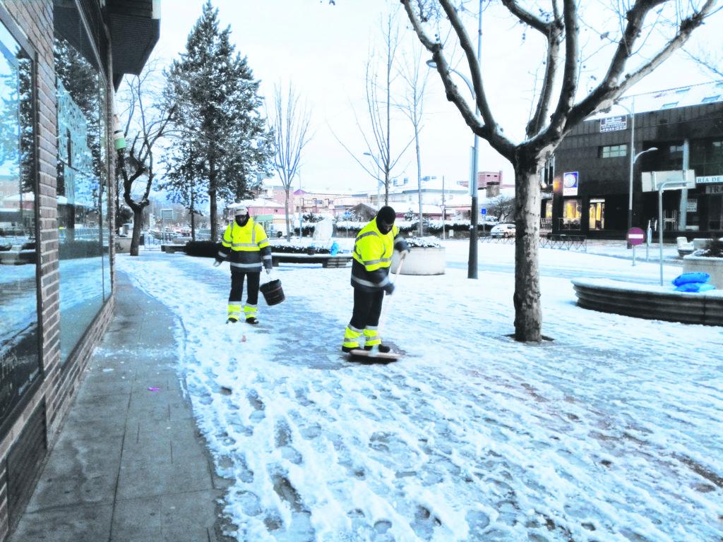 El Ayuntamiento de Collado Villalba presenta, mañana martes, el Plan de Inclemencias Invernales